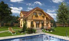 Všechny projekty rodinných domů   GSERVIS