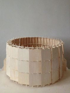 Nicolai Bo Andersen Arkitekt Architecture Model Making, Architecture Concept Drawings, Wood Architecture, Model Building, Architecture Details, Architecture Diagrams, Architecture Portfolio, Temporary Architecture, Arch Model