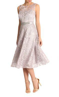 Rose Quartz Lurex Dress | Anthea Crawford