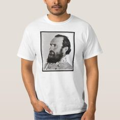 Stonewall Jackson - Famous Quote T-Shirt - tap, personalize, buy right now! Stonewall Jackson, Confederate States Of America, Famous Quotes, Famous People, Fitness Models, Unisex, Military, Casual, Mens Tops