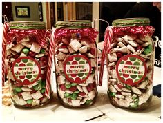 Christmas in a jar!
