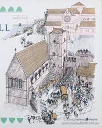Kirkwall Bispegård. Kirkwall Bishop's palace.