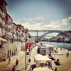 Considered as the best European destination for some times, Porto is one of the most beautiful cities in Portugal.