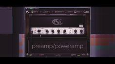 Djent Tone - TSE X50 2.4.5 Guitar Amp Plugin #metal #rock #youtube #szaszi #music