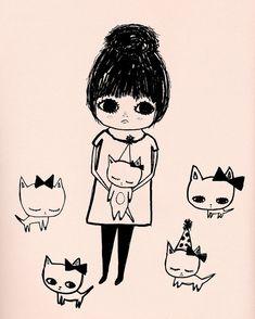 ...cats...
