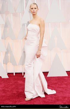 Karolina Kurkova - Marchesa - El Palacio de Hierro - #AlfombraRojaPH #Oscars2015