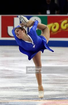 Julia Lipnitskaia of Russia in the ladies free skating during day two of the Progressive Skate America ISU Grand Prix of Figure Skating on October 24, 2015 in Milwaukee, Wisconsin.