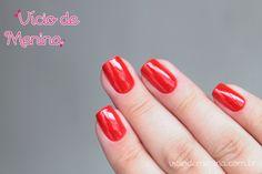 Vício de Menina: 13 Ceramic Nail Lacquer - Artdeco
