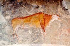KhoiSan paintings... Learn more about different tribal ethnicities and linguistic families of Africa .