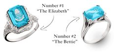 """Polls are OPEN!!! Have you voted for your ring choice? I voted for """"The Elizabeth"""" but i wish we could have both!"""