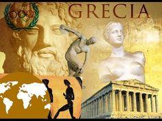 La Eduteca - Momentos de la Historia - La Edad Antigua: Grecia - YouTube                                                                                                                                                                                 Más