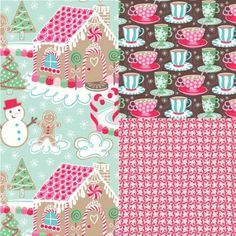 Christmas Fabric Collections 2014 | AllPeopleQuilt.com
