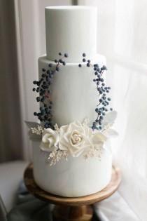 62 Trendy Ideas Wedding Rustic Cake And Cupcakes Simple Simple Elegant Wedding, Elegant Wedding Cakes, Elegant Cakes, Wedding Cake Designs, Wedding Cake Rustic, Rustic Cake, Pretty Cakes, Beautiful Cakes, Amazing Cakes