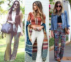 Boho Chic, Bohemian Look, Boho Style, Estilo Boho, Looks Jeans, Boho Fashion, Gypsy, Harem Pants, Dresses