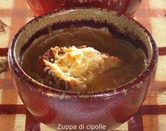 Zuppa di cipolle - Le ricette di alfemminile.com