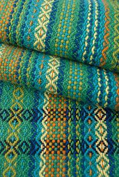 Whimsy & Tea — talavera towels 1