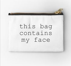 Over creatives worldwide making things like shirts, stickers, phone cases, and pillows weirdly meaningful. Makeup Bags, Best Makeup Products, Finding Yourself, Coin Purse, Phone Cases, Unique, Design, Sewing Makeup Bag, Design Comics
