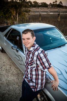 Senior guy with car Bluffton, SC