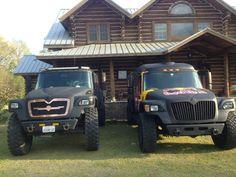 8 Best International Mxt Images Cool Trucks Pickup Trucks Big