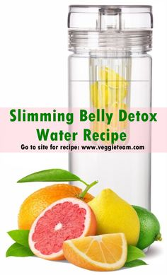 One of the most difficult parts on our bodies to lose weight is the belly. HA... I have a flat belly, but unfortunately for many; they don't have a flat belly even though some may have tried to obtain one and have failed, but with this naturally slimming belly recipe...