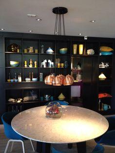 Koperen hanglamp met meerdere bollen Decor, Light, Lighting, Ceiling, Home Decor, Ceiling Lights