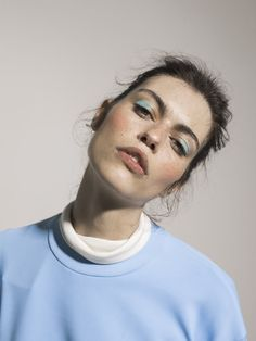 Oyster Fashion: 'Jump' Shot By Max Doyle #pixiemarket #fashion @pixiemarket