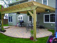 Good pergola outdoor canopy to refresh your home