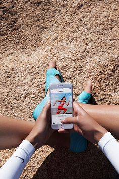 Tap, go, and keep it going. Take on a new challenge in the Nike+ Training Club App — and see where it takes you.