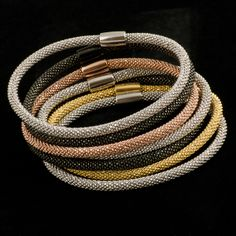 NEW beautiful silver bracelets. Bratari din argint cu magnet doar pe www.silverbox.ro