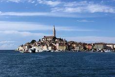 16 Altstadt von Rovinj, Istrien, Kroatien