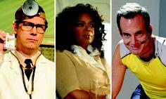 '30 Rock's' 30 best guest stars