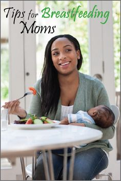 It's important for breastfeeding moms to make healthy food choices and stay physically active. Find out why & how with this tip sheet.