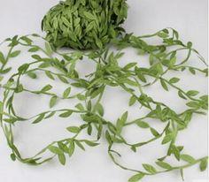 Finden Sie die besten  brand new 20m künstliche grün-blumen-blätter rattan diy-garland-zubehör für heimtextilien haarbänder stirnband hairflowers zu Großhandelspreisen aus Chinas dekorative blumen und kränze Anbieter helenqiu auf de.dhgate.com.