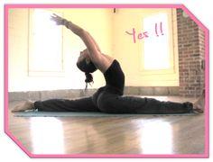 5 exercices pour réussir à faire le grand écart latéral
