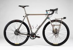 The Daily Bike: Ever had a custom machine? Ad walks you through the process of ordering his beautiful Firefly tourer. http://www.adventure-journal.com/2014/07/the-daily-bike-ordering-a-custom-firefly-all-road-tourer/