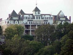 Said to be the most haunted hotel in America, this building has served as a hotel, experimental cancer hospital and community college over the course of the past 120 years. Restored to its Victorian ambiance in 1972, the Crescent Hotel is known for its paranormal happenings.