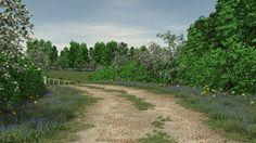 Country Ford for Daz Studio and Carrara | 3D nature for Daz Studio and Poser
