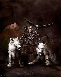 Bildergebnis für nordische mythologie, hagen