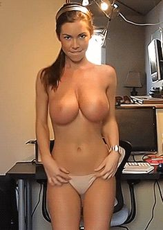 Jiggling Breasts
