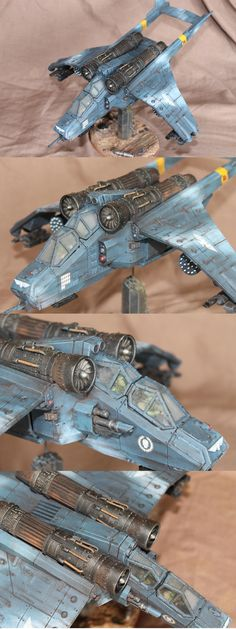 Imperial Guard Valkyrie