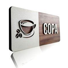 Wooden Logo, Wooden Art, Wooden Signs, Wayfinding Signage, Signage Design, Cnc, Laser Cut Signage, Laser Cut Plywood, Dressing Table Design