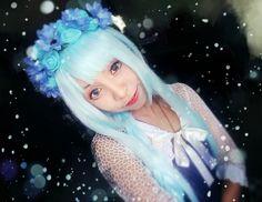 Miku Hatsune Snow Version  CN : Asami Tachibana