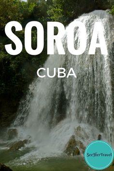 Soroa, Cuba is a hidden gem in the Western Region, great hiking, gorgeous views…