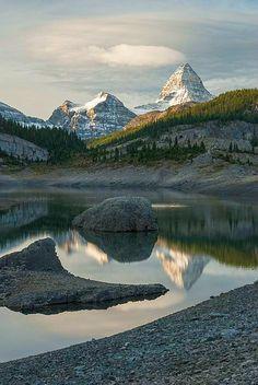 Mount Assiniboine, Canada