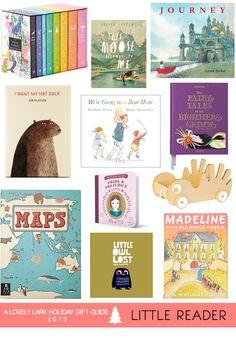 A Lovely Lark: Holiday Gift Guide 2013: Little Reader