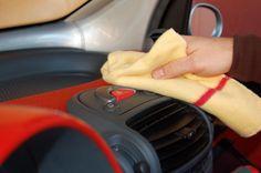 Eliminar arañazo del plastico del coche
