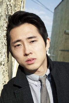 Steven Yeun - Glenn Rhee One of my favorites