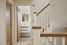 Bannister & internal doors
