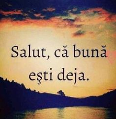 Salut, ca buna esti deja :) Qoutes, Funny Quotes, Funny Memes, Sarcasm, Facts, Passion, This Or That Questions, Humor, Words