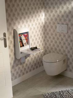 Un meuble de rangement mural pour optimiser et ne rien laisser trainer